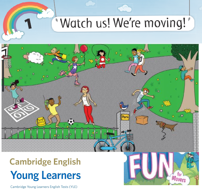 Cambridge for Movers - Lesson 7
